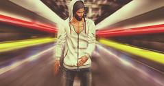 C L E A R  . . . . . . (Markthedark SL) Tags: sl second virtual avatar warp man hoodie homme jeans legalinsanity secondlife ascend argace music catwa mesh signature waldorf