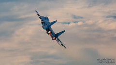 Ukrainian Airforce Su-27P 58 (william.spruyt) Tags: su27 su27p riat fighter sukhoi jet aircraft military