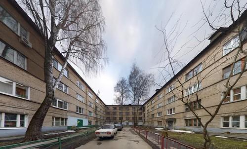 Moscow_Oblast Korolyov ulitsa Dzerzhinskogo 13/2 ©  trolleway
