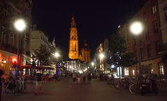 Antwerpen at night (Francesco Pesciarelli) Tags: city night lights lamps antwerp anversa belgium pesha flickr panoramic people colors life big downloadable mentionmyname varied collection thoughtful colours
