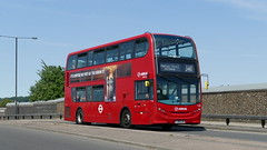 Misleading (londonbusexplorer) Tags: arriva london adl enviro 400 t270 lj61ljx 340 harrow edgware tfl buses
