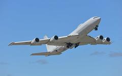 Boeing.E-6B.Mercury.162782.2017-05-20.KTIK.VQ-4.0110 (Amarillo Aviation) Tags: 23430 e6bmercury boeing aviation 162782 unitedstatesnavy usn vq4