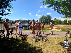 IMG_20180707_125110w (Kernow_88) Tags: exeter world worldnakedbikeride wnbr naked nature nude nudity bike biking bikes ride exeternakedbikeride exeternakedcycleride earth enviroment protest nakedprotest safety cycling cyclist cyclists cycle july 2018 devon uk britain bluesky crowd crowds city centre center central clearsky day dayout england fun greatbritain group outdoor out outside outdoors people public quay river sunny sunnyday summer sky view weather great water waterfront canal swim swimming skinny dip dipping skinnydip skinnydipping enjoy enjoyable