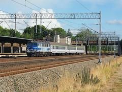 PKP EP07-389 (jvr440) Tags: trein train spoorwegen railroad railways sopot pkp ic ep07