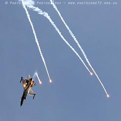 0982 Belgian F16 (photozone72) Tags: yeovilton yeoviltonairday aviation airshows aircraft airshow belgianairforce belgian f16 canon canon7dmk2 canon100400f4556lii 7dmk2