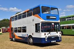 Preserved - Bristol Omnibus - 5543 - EWS751W (Transport Photos UK) Tags: transport dslr nikond5500 nikon bus transportphotosuk adamnicholson bristolomnibus bristol lowestoft easterncoachworks ecw stagecoachgroup stagecoach bristolvr alton altonbusrallyrunningday2018
