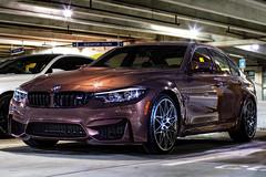 BMW F80 M3 Smoke Topaz (Greenly Productions) Tags: bmw f80 m3 f80m3 bmwm3 car photography carphotography cars german euro smoked smoke topaz purple brown individual color smoketopaz smokedtopaz front end frontend sedan