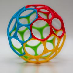 365.197 - Ball toy (AmyGStubbs) Tags: 16jul18 2018 365the2018edition 3652018 ball day197365 e30 fl36 flash olympus sigma105mmf28exdgmacrofourthirds toy