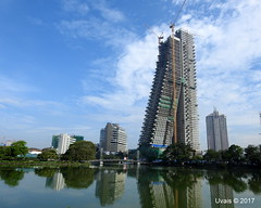 Altair Towers (uvaisjm - Al Seylani Photography) Tags: colombo srilanka city altair tower travel nikon