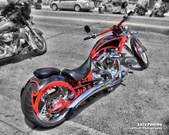 July 20 2012 - Long lean and built for two (La_Z_Photog) Tags: 072012deadindianbeartoothrally lazy photog elliott photography worland wyoming red lodge montana beartooth motorcycle rally mountains highway pass cooke city
