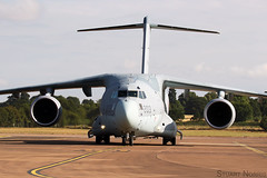 C-2 68-1203 - 403rd Tactical Airlift Squadron, Miho Air Base (stu norris) Tags: c2 681203 403rdtacticalairliftsquadron mihoairbase royalinternationalairtattoo2018 riat2018 raffairford ffd egva airshow aviation aircraft airplane military transport japaneseairselfdefenceforce tottoriprefecture 3rdtacticalairliftgroup japan jasdf r trans tr