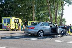 20180712-0739 (Sander Smit / Smit Fotografie) Tags: nieuwolda n362 gereweg ongeluk ernstig gewonden