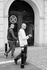 Warsaw 2017 (Warsaw Street) Tags: streetphotography streetportrait street streetshot warszawa warszawa2017 warsawstreet thocles warsaw blackandwhite