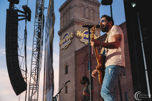 Old Dominion - 07.13.18 - Hard Rock Hotel & Casino Sioux City