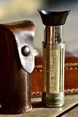 BEWI for Leica Optical Light Exposure Meter from 1930's (Jojorei) Tags: bewi light meter optical lichtmesser lichtmessgeraet exposure messung alt photo foto leica bertram belichtungsmesser belichtung exposuremeter will schreiner din iso nikon nikkor micro macro makro mikro