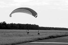 Scan-110920-0007 (marek.golkowski) Tags: poland polska skansen analogphotography analog filmphotography monochrome pentax pentaxian vilage borsk paraglide