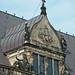 Ornate window, Bremen Guildhall
