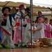 21.7.18 Jindrichuv Hradec 5 Folklore Festival in the Rain 21