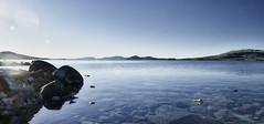 Hornavan HDR 1 (unisonik) Tags: hornavan arjeplog sweden sverige schweden norrland lappland clear water klart vatten hdr