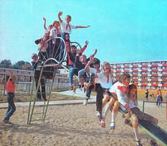 Löbau in der DDR,DDR Pioniere,Thälmannpioniere,Freie-Deutsche-Jugend,Jungpioniere,DDR Kinder (SchlangenTiger) Tags: löbau 1989 thälmannpioniere jungpioniere jungepioniere pioniere freiedeutschejugend fdj kinder jugend schule spielen schüler pioniergruppe kindergruppe schülergruppe gdr ddr gst