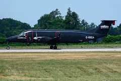 C-GXCA (Chrono Aviation) (Steelhead 2010) Tags: chronoaviation beechcraft b1900 b1900d yhm creg cgxca