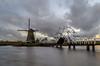 The mill in the morning (Sinse008) Tags: 2dekerstdag dick kinderdijk zonsopkomst molens nethelands holland windmills unesco worldplaces world heratage sunrise