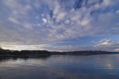 From Rossøya (Svein K. Bertheussen) Tags: rossøya ryfylke rogaland norge norway yachting sailing båtliv himmel sky ettermiddag afternoon skyer clouds sjø hav sea water vann