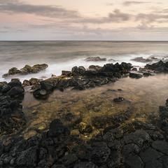 Poʻipū MMXVIII.I (IanLudwig) Tags: travel vsco sony ilce7rm2 sonyilce7rm2 a7rii sonya7rii sonyalpha sonyalphaa7rii zeiss beach beaches clouds sunset batis zeissbatis2818 2818 hawaii longexposure aloha cpl leefilters kauai poipu poʻipū l