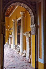20101114 Sevilla (24) O01 (Nikobo3) Tags: europe europa españa spain andalucía sevilla casadepilatos arquitectura architecture travel viajes panasonic panasonictz7 tz7 nikobo joségarcíacobo