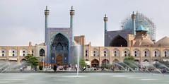 DSC09121 (Dirk Rosseel) Tags: naqshe jahan imam square meidane emam esfahan isfahan iran islamic islam persian persia fountains