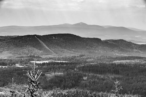 Widoki z Góry Borowej-2