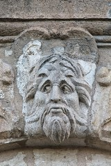 Mascaron # 4 (just.Luc) Tags: france frankrijk frankreich francia frança bordeaux gironde nouvelleaquitaine sculpture escultura face gezicht visage gesicht man male homme hombre uomo mann baard barbe barba bart beard
