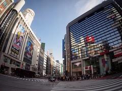 Shibuya, Tokyo (AMcUK) Tags: shinjukuku em10 omdem10 omdem10mkii em10mkii omd olympus olympusuk m43 micro43rds micro43 microfourthirds japan nippon tokyo shibuyaku tōkyōto jp shibuya fisheye