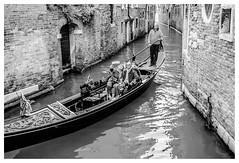 Gondola... (LukeDaDuke) Tags: venezia venetie venice italy italia italie gondola canal boat