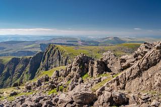 Craggy Mountain Top
