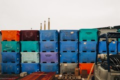 Colorful containers (danielnotnow1) Tags: dockside morrobay leicaq