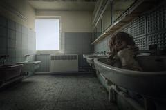 Chucky (MrT Fotografics) Tags: lost lostplace urban urbanexploring urbex puppet ddr places