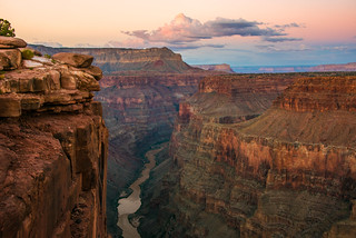 Blue Hour Monsoon Season Breaking Stormclouds Dusk! Toroweap Grand Canyon North Rim Tuweep Overlook Sunset Fine Art Landscape Nature Photography! Grand Canyon National Park! Great American West! Nikon D810 & Nikon AF-S FX NIKKOR 28-300mm f/3.5-5.6G ED VR