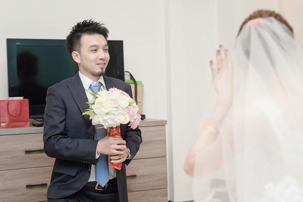 台南婚攝 - 總理大餐廳婚宴!婚禮紀錄-15