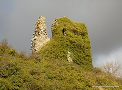 Inch castle ruin (patrickcolhoun) Tags: ruin abandoned castle historic donegal ireland inishowen ulster countydonegal loughswilly inchisland