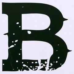 letter B (Leo Reynolds) Tags: xleol30x oneletter letter xsquarex panasonic lumix fz2000 b bbb az az85 xx2018xx grouponeletter