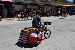 139th Annual 4th of July Parade (Adventurer Dustin Holmes) Tags: 2018 marshfieldmo marshfieldmissouri marshfield missouri event events parade parades outdoor outdoors ozarks july4th 4thofjuly independenceday 139th annual celebration webstercounty midwest americanflag usflag flag phone trike stereo speakers