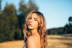 Jazlyn (Abigail Gorden) Tags: model modeling actor acting actress actorslife cali california la losangeles portrait portraiture sun sunset sunlight goldenhour light shadow gold nature outdoor bluesky