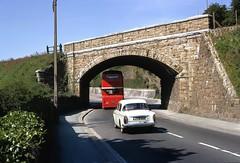 Wolseley Road LSWR Railway Bridge (North) — Photo #4 (ianr81) Tags: lswr railwayline plymouth weston mill railwaybridge outdoor road