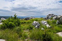 Podveležje, Bosnia and Herzegovina (HimzoIsić) Tags: landscape hill sky clouds tree grassland grass outdoor nature green