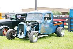 Ford Pickup Truck in Bushnell FL 3.6.2018 0828 (orangevolvobusdriver4u) Tags: 2018 archiv2018 sumterswapmeets bushnell florida usa bushnellfl car auto klassik classic oldtimer fordpickuptruck ford pickup truck