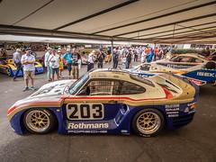 Porsche 961 - 1986 (Gary8444) Tags: 2018 festival 961 goodwood porsche july 1986 speed motorsport