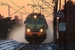 EP07-338 Styków Iłżecki (ThanksDrBeeching) Tags: train railway pociąg kolej zug bahn eisenbahn ep07 ep07338 pkp pkpintercity 303e tlk połoniny stykówiłżecki tlkpołoniny tlk13111 13111