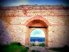 Kalemegdan, gate (Superoperater hero) Tags: arch beograd doors fortress gate kalemegdan photos tvrdjava wall