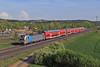 193 801 + 193 804 (René Große) Tags: train rail railways reisezug regio regionalexpress lok lokomotive elok vectron siemens 193 railpool eggolsheim bayern deutschland germany